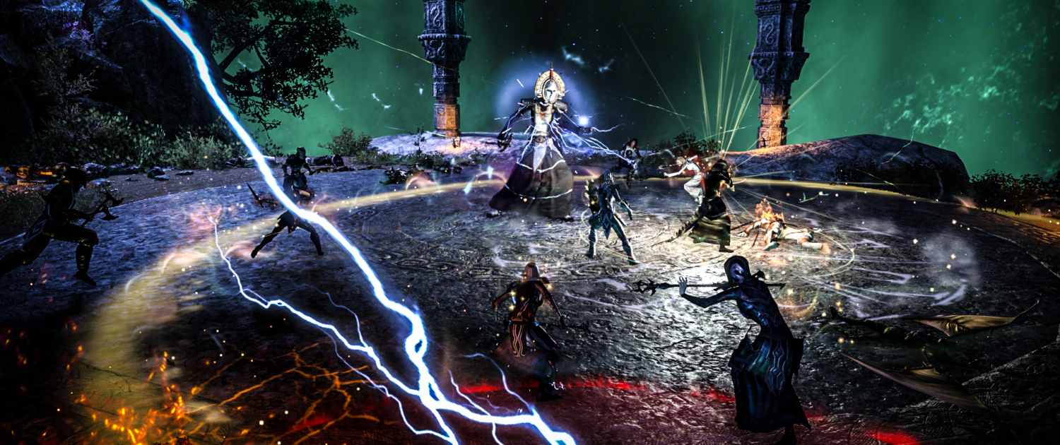 Eso Templar Pvp Healer Build Summerset