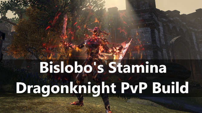 Dragonknight PvP Builds - Learn ESO