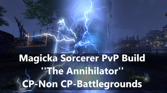 Sorcerer PvP Builds - Learn ESO