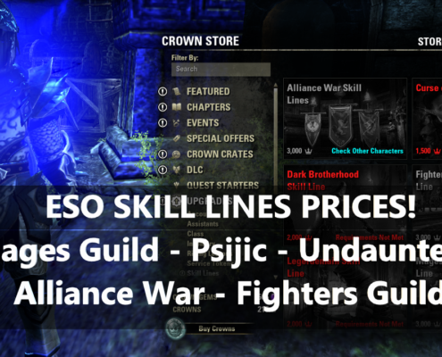News Archives - Learn ESO
